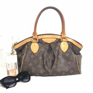🌸OFFERS?🌸💯%Auth Louis Vuitton Monogram Handbag
